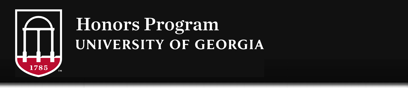 uga honors program the university of honors program